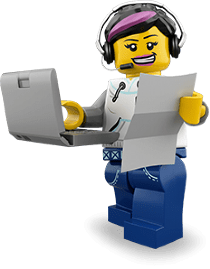 email lego customer service