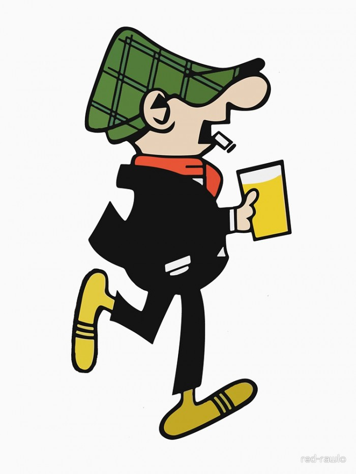andy capp disoccupato