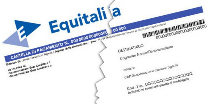 Risultati immagini per cartella di pagamento
