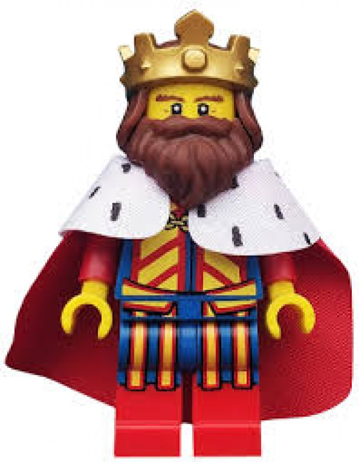 re king lego