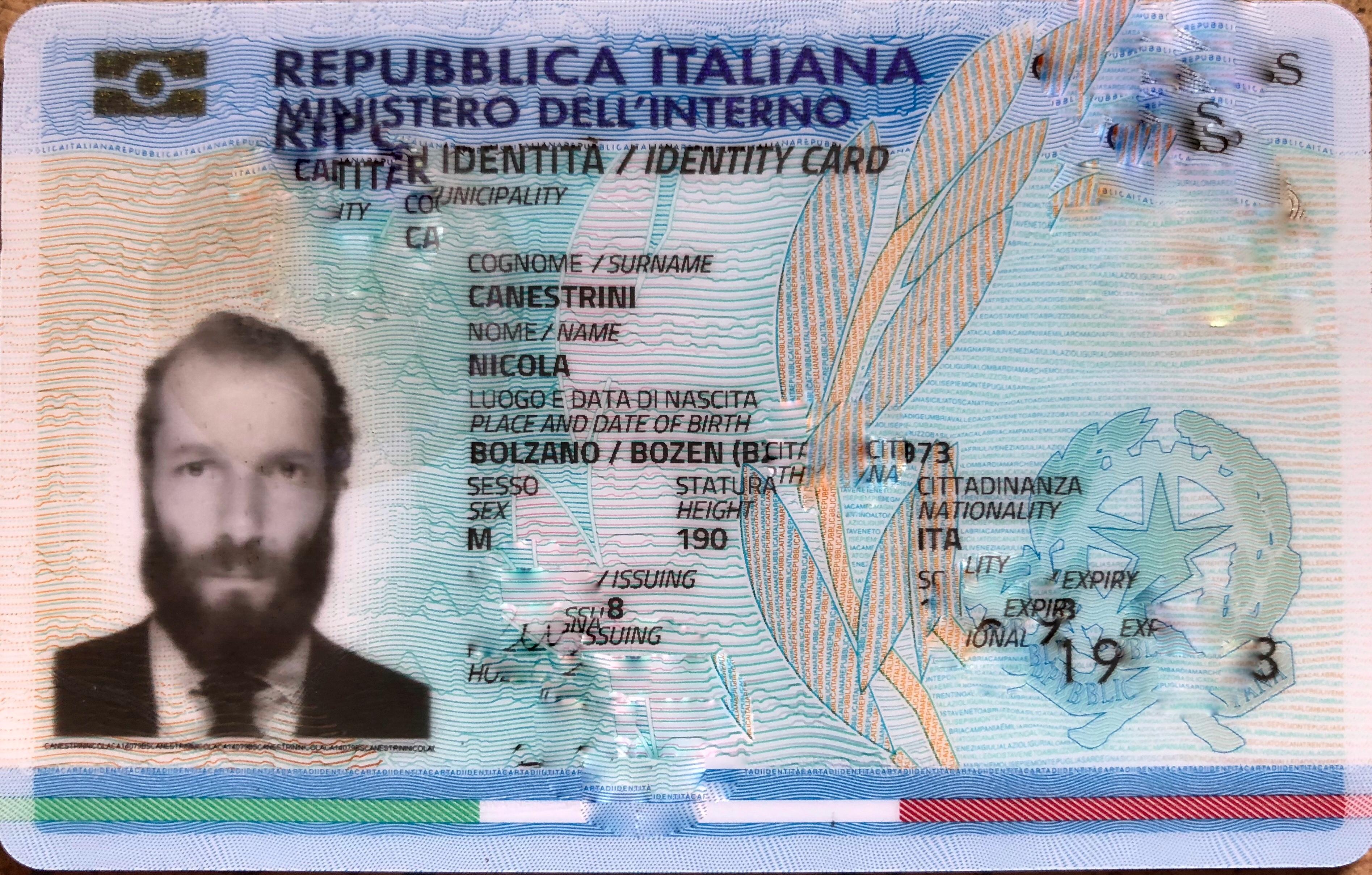 Denunciare falso smarrimento carta di identità è reato (Cass ...