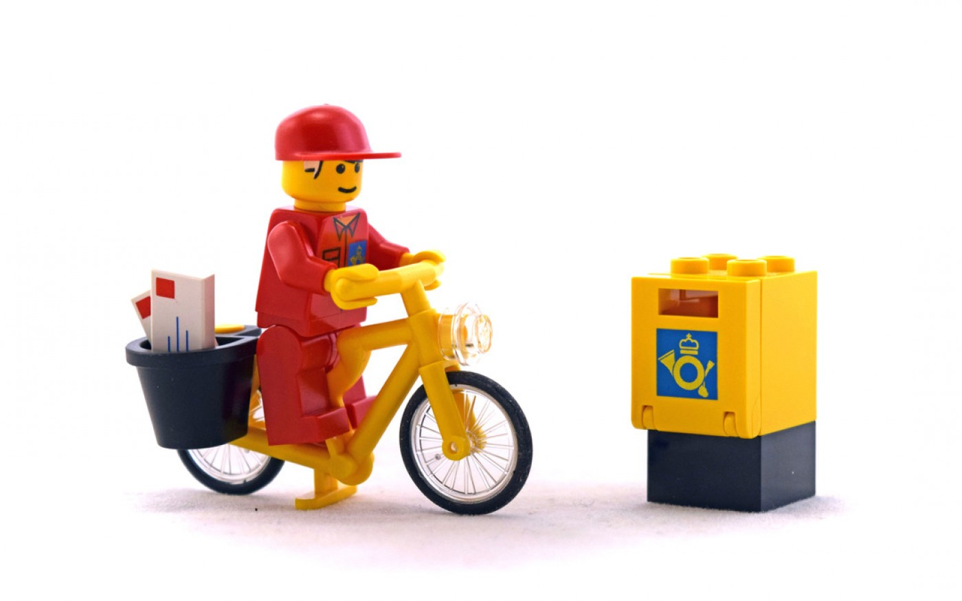 lego posta mail notifica