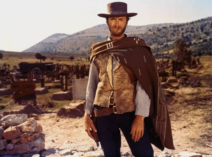 clint eastwood pugno dollari